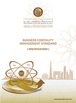 Business Continuity Management Standard - Specifications