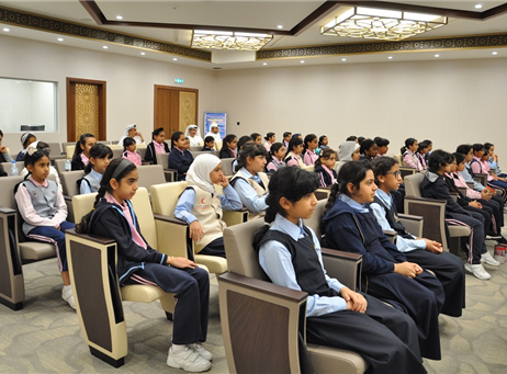 "NCEMA organizes a lecture on ""The proper conduct to address..."