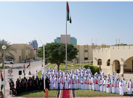 NCEMA celebrates the UAE Flag Day