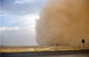 Sand Storms