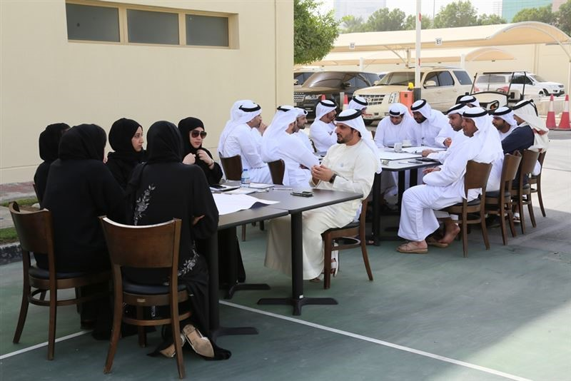 The National Emergency Crisis and Disasters Management Authority (NCEMA) holds a brainstorming session on 'Year of Zayed'