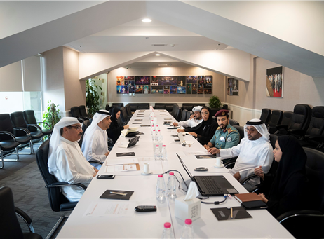 Sharjah Center holds a meeting to raise the readiness of...