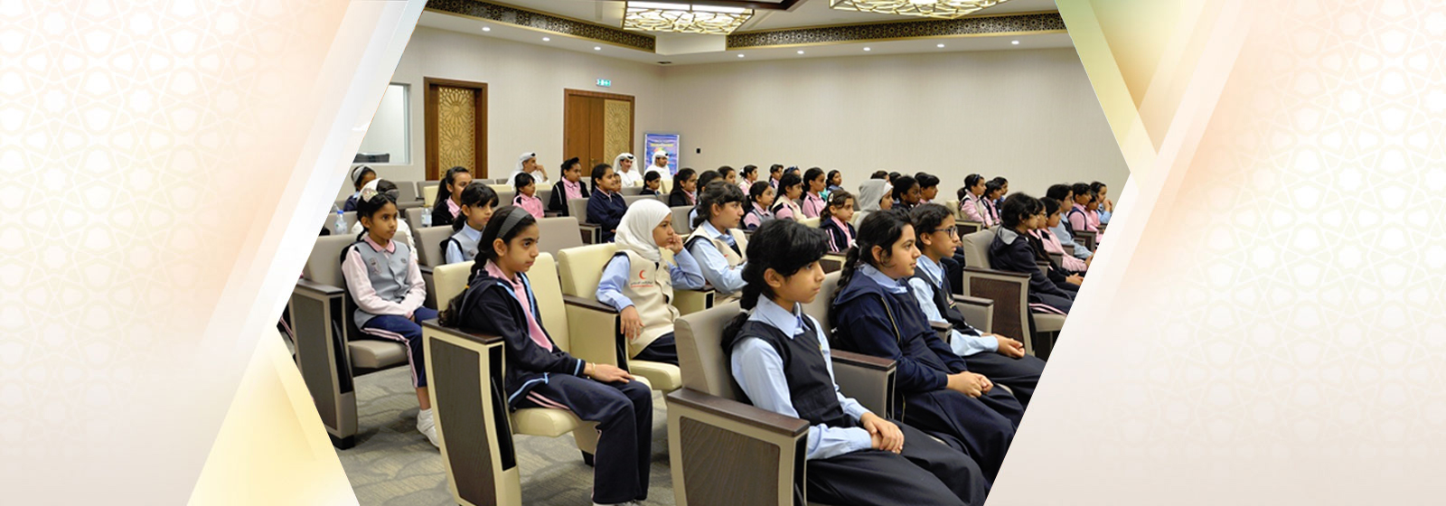 NCEMA organizes a lecture on The proper conduct to address crises and disasters for schools students