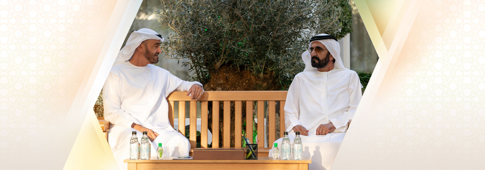 Mohammed bin Rashid, Mohamed bin Zayed discuss national issues